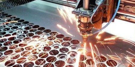 Технология лазерной резки металла Технология лазерной резки металла