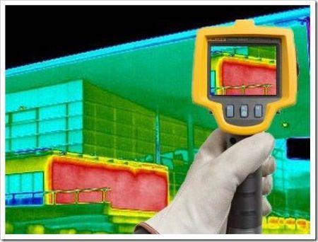 Сферы применения тепловизоров