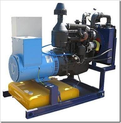 Использование генератора в быту