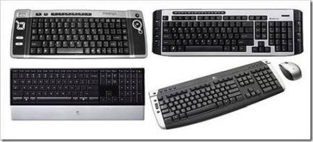 клавиатура выбрать