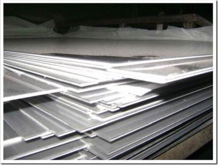 Процесс изготовления листа из нержавеющей стали