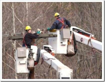Работа на высоте: риск, который должен быть минимизирован профессионализмом