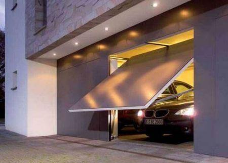 Основные неисправности подъемных гаражных ворот
