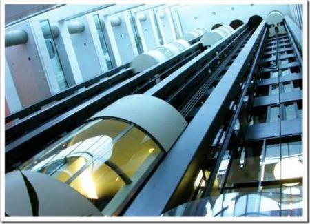 Технологический процесс установки лифта
