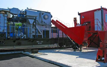 Какое оборудование применяется для утилизации отходов