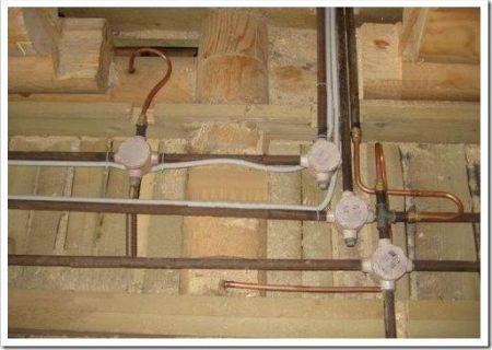 Доступный и безопасный способ прокладки электропроводки