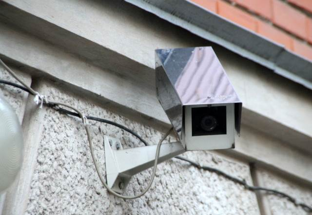 Систему видеонаблюдения