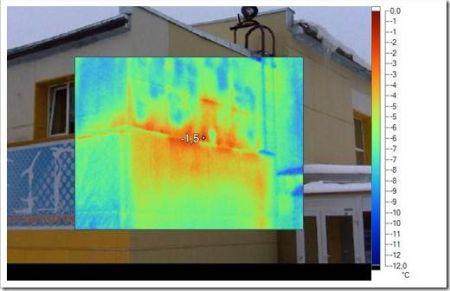 Принцип работы современных тепловизоров