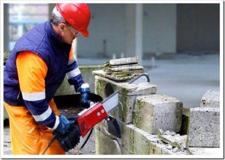 Ручные и станковые пилы по бетону