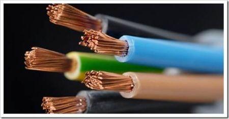 Конструкция силовых кабелей