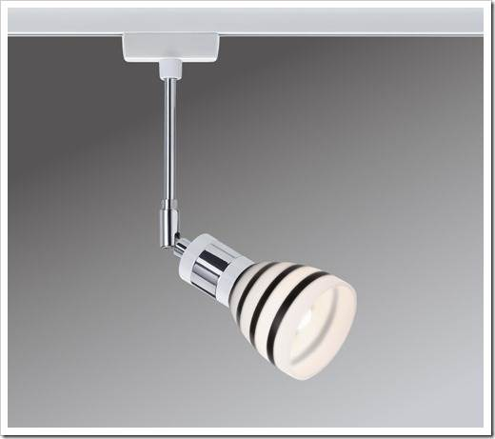 Что входит в стандартный комплект поставки трекового светильника?