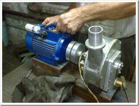 Принцип работы электрического двигателя
