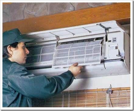 Способы домашней очистки техники для кондиционирования воздуха