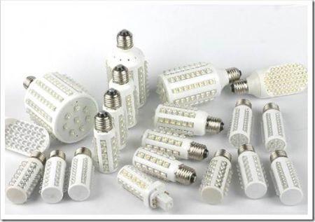 Преимущество светодиодов над другими осветительными приборами