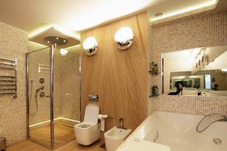 Особенности обстановки ванной комнаты