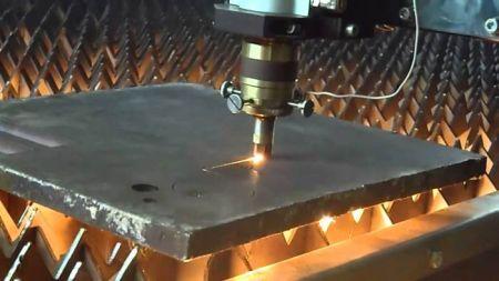Какое оборудование используется для лазерной резки металла