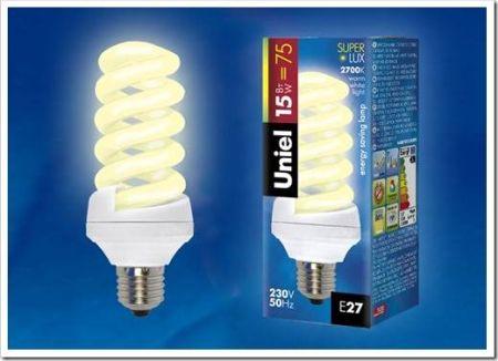 Энергосберегающие лампы: пережиток прошлого