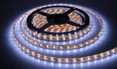 Как закрепить светодиодную ленту