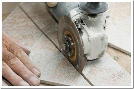 Различные методы нарезки плитки