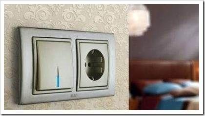 Какие выбрать выключатели и розетки?