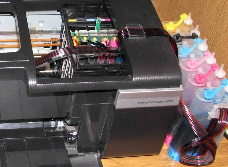 Как починить принтер, если он не печатает