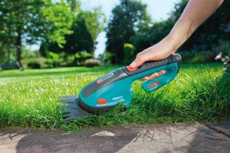 Как выбрать аккумуляторные ножницы для газона