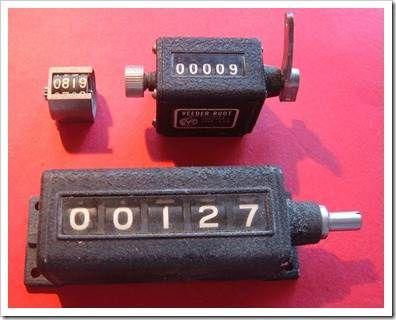 Контроль за количеством оборотов электрического двигателя