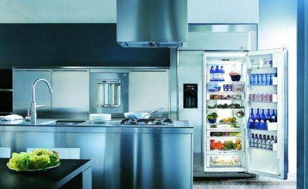 Виды холодильников для магазинов