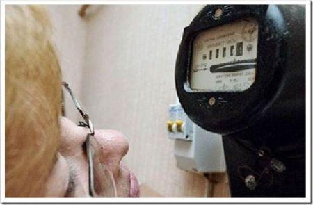 Самостоятельный расчёт электроэнергии