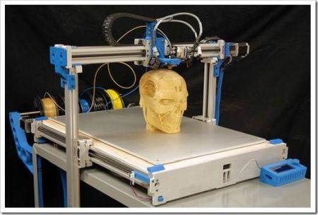 Печать еды на 3D-принтере