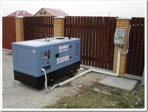 Нюансы использования дизельного генератора