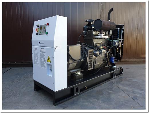 Принцип работы дизельного генератора