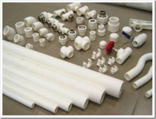 Преимущества использования полипропиленовых труб