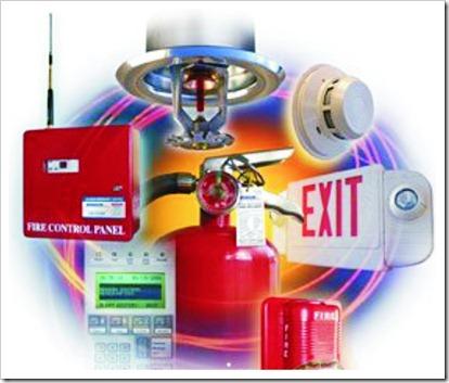 Принципы монтажа пожарной системы