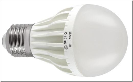 На что следует обращать внимание при выборе светодиодной лампы?