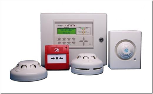Из чего состоит охранно-пожарная сигнализация?