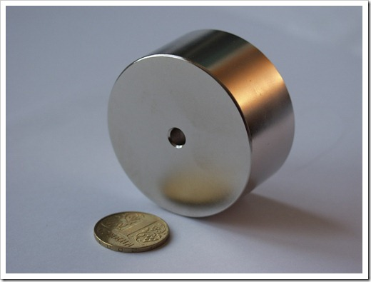 Что потребуется для разделения магнитов?