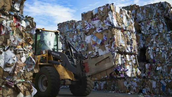 Как происходит переработка отходов