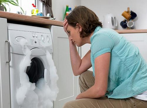 Что делать, если сломалась стиральная машина