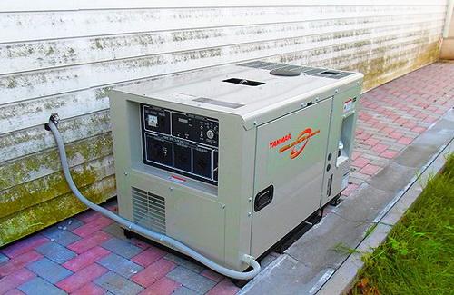 Подключаем генератор