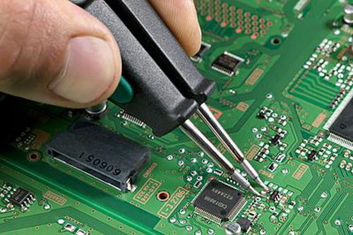 Монтаж электронных компонентов