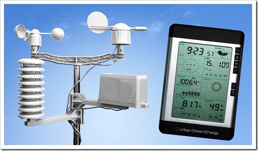 Преимущества использования домашней метеостанции