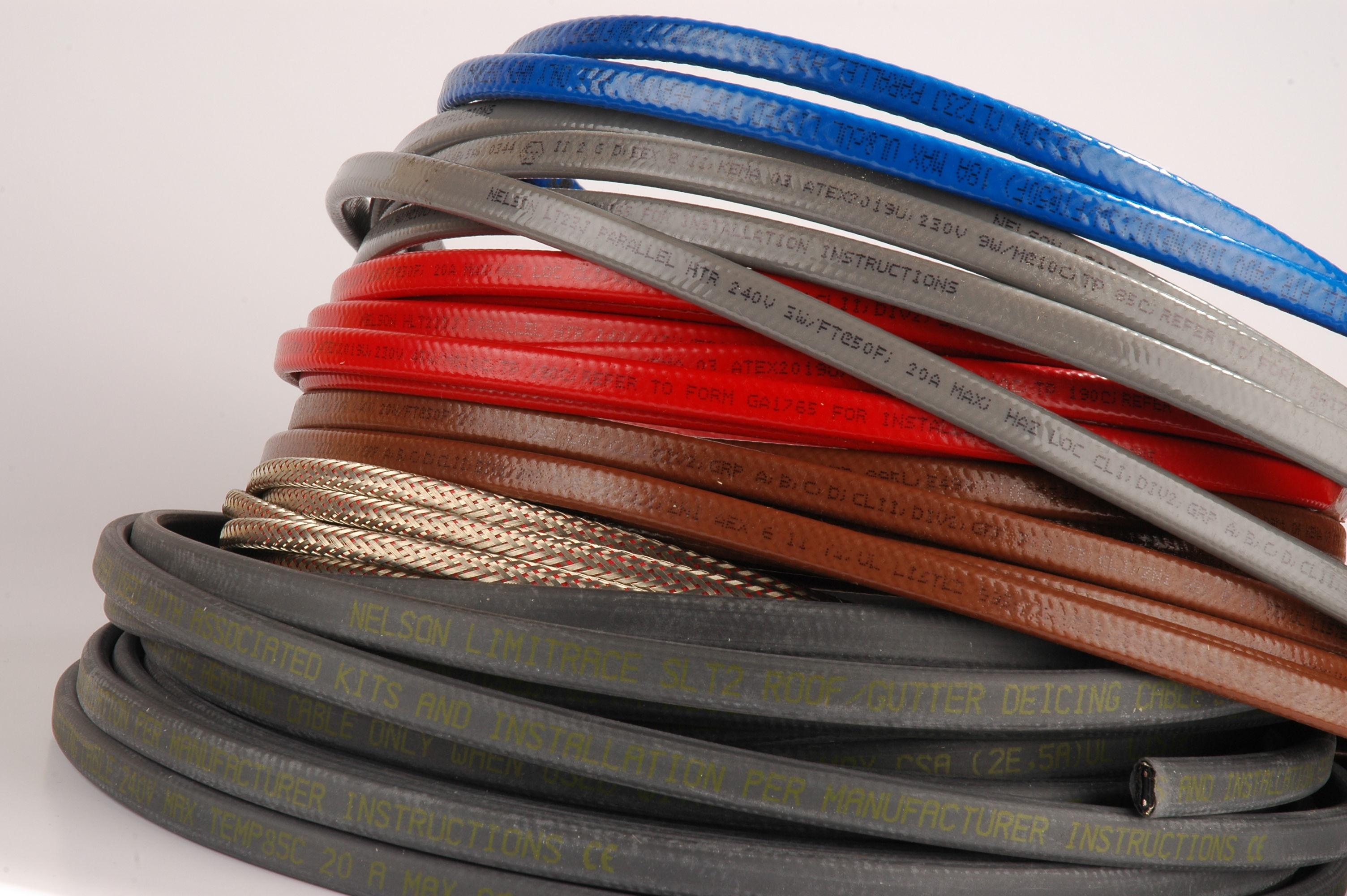 Основные виды кабелей