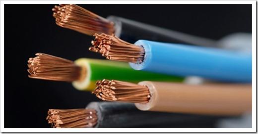 Ассортимент монтажных кабелей