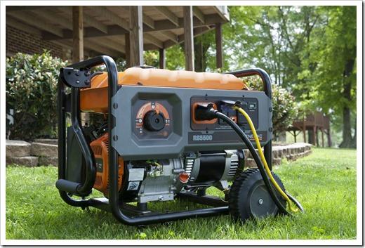 Подключение и обслуживание генератора