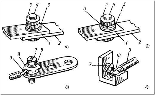 Для чего используются шайбы в болтовых соединениях?