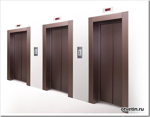 Основные неисправности лифтов