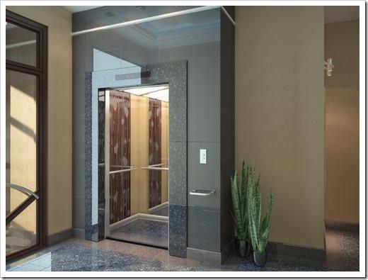 Опции для лифта