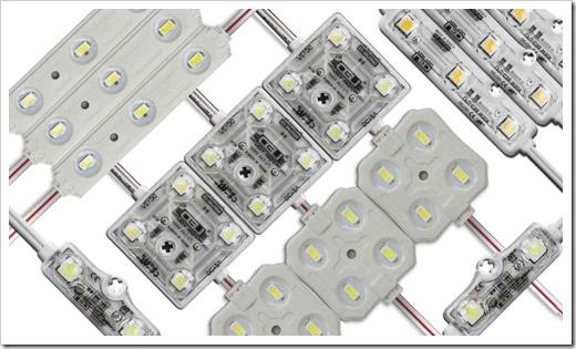 Светодиодные модули (кластеры)