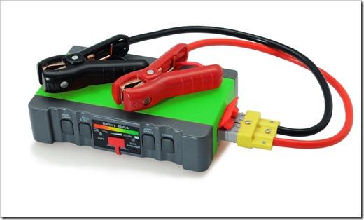 Пуско-зарядное устройство для аккумулятора